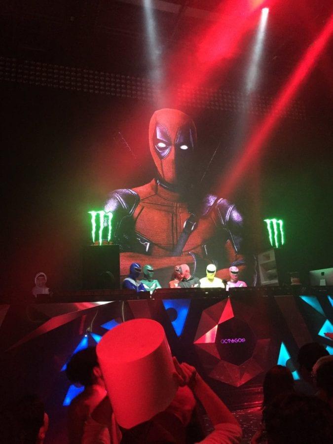 Club Octagon Halloween EDM DJ