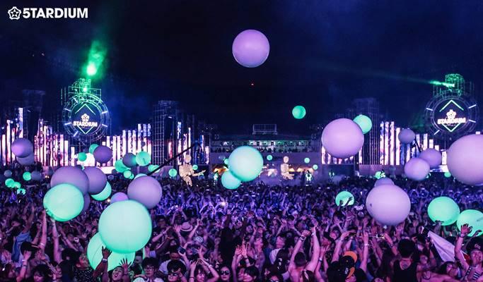 Seoul 5tardium music festival