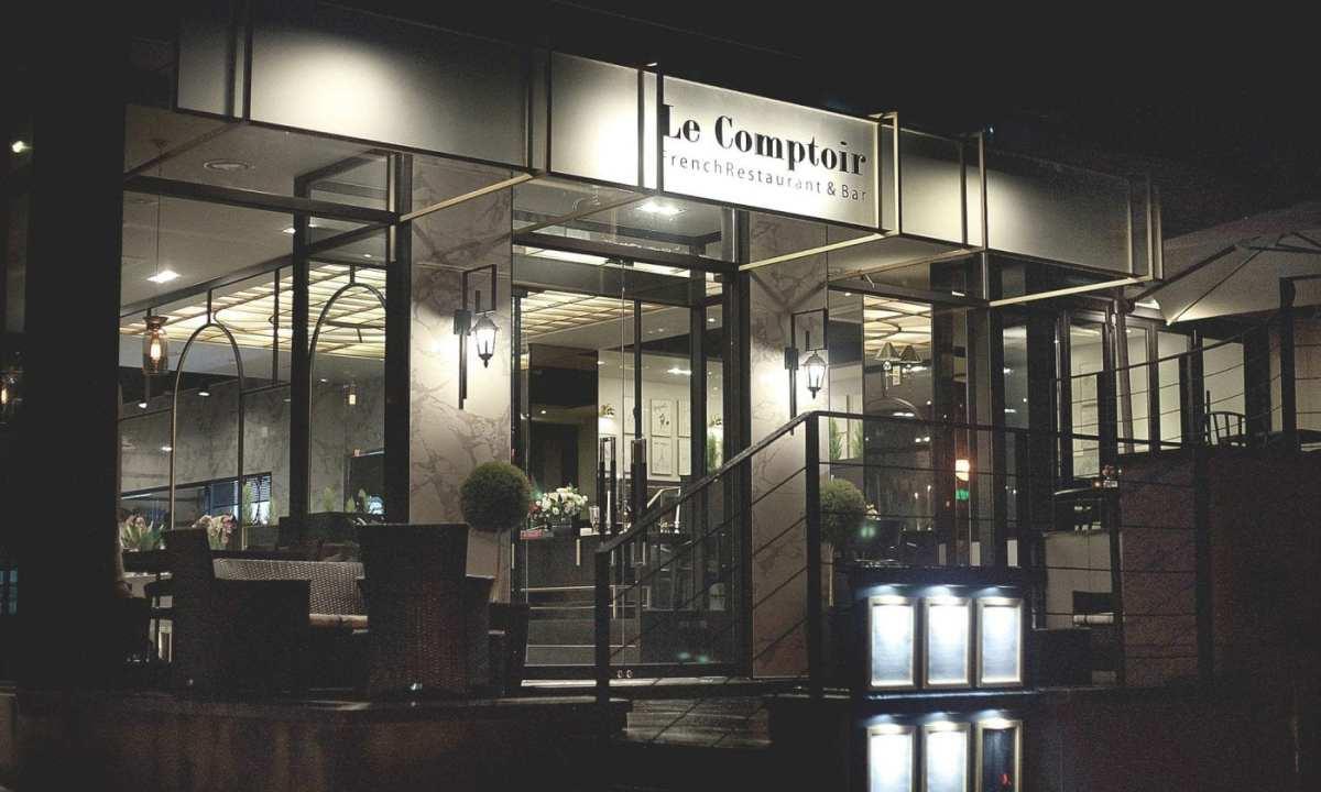 Le Comptoir French Restaurant Seoul