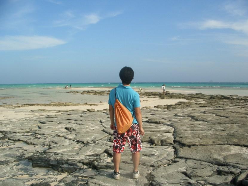畳石 久米島