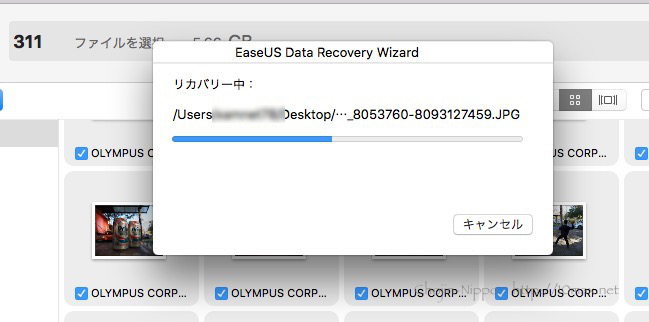 EASEUS Data Recovery Wizard データ復旧ソフト ファイル復旧ソフト レビュー