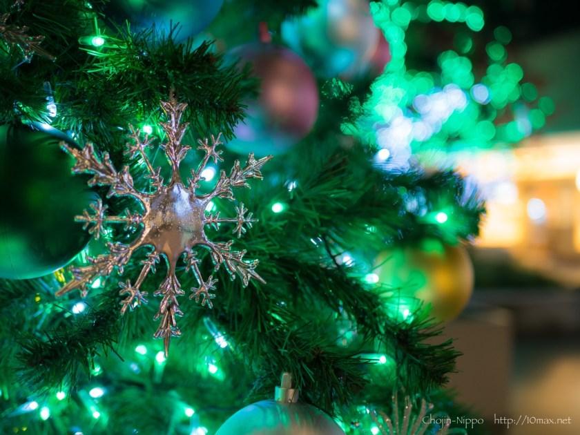 クリスマスツリー イルミネーション コルティ経堂 CORTY経堂