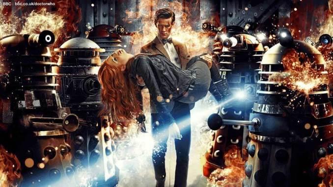 The Doctor kills all the Daleks in Season 7