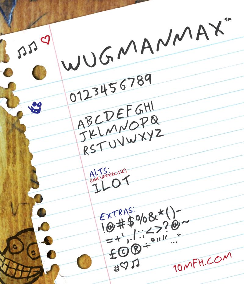 Free Handwritten Font