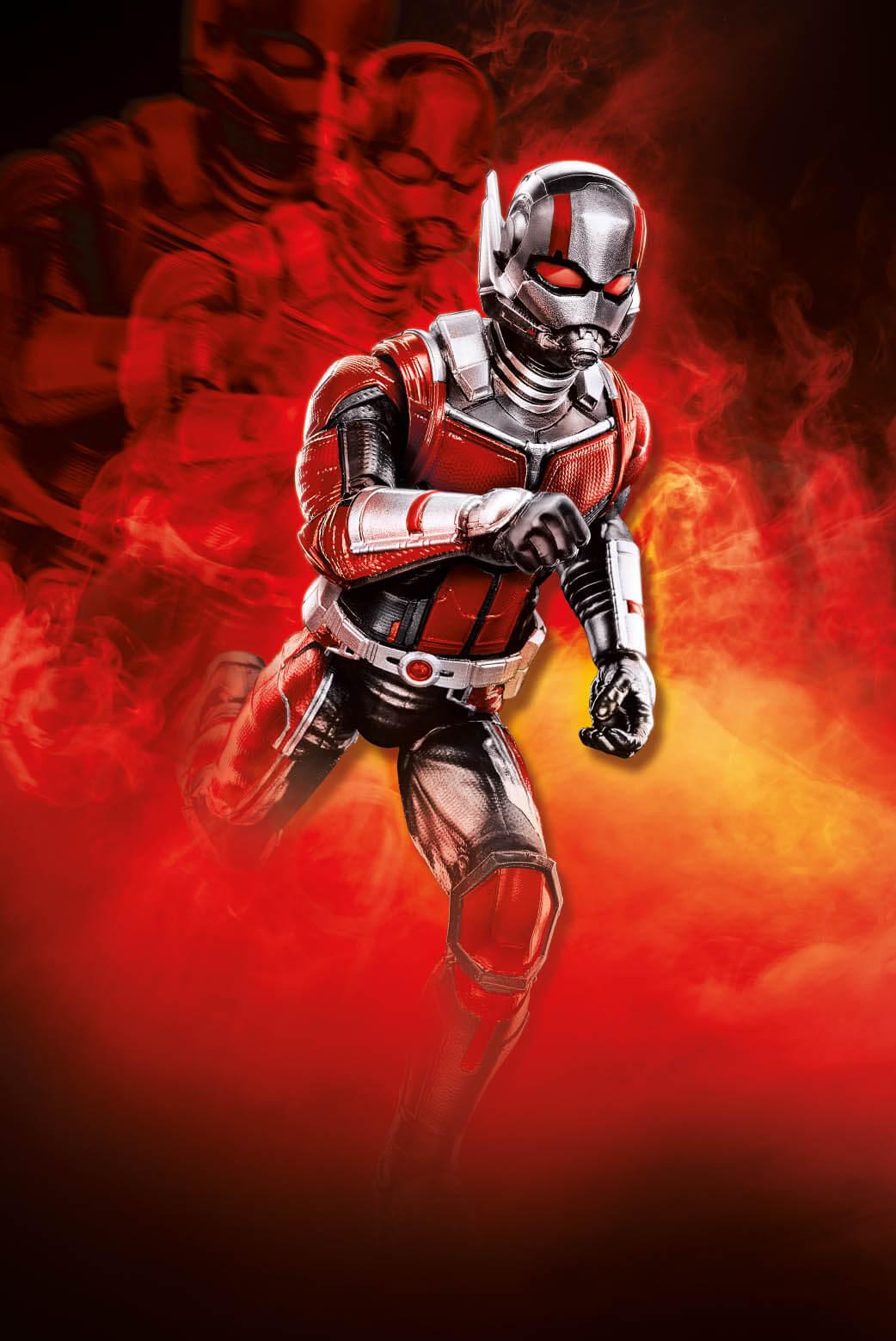 Hasbro 2018 MCU Ant-man