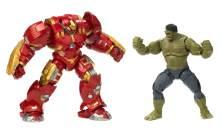Hasbro 2018 MCU Hulkbuster and Hulk 2 pack figure
