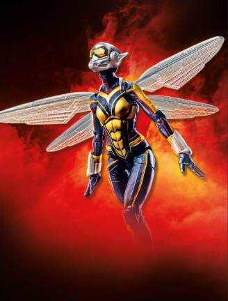 Hasbro 2018 MCU Wasp figure