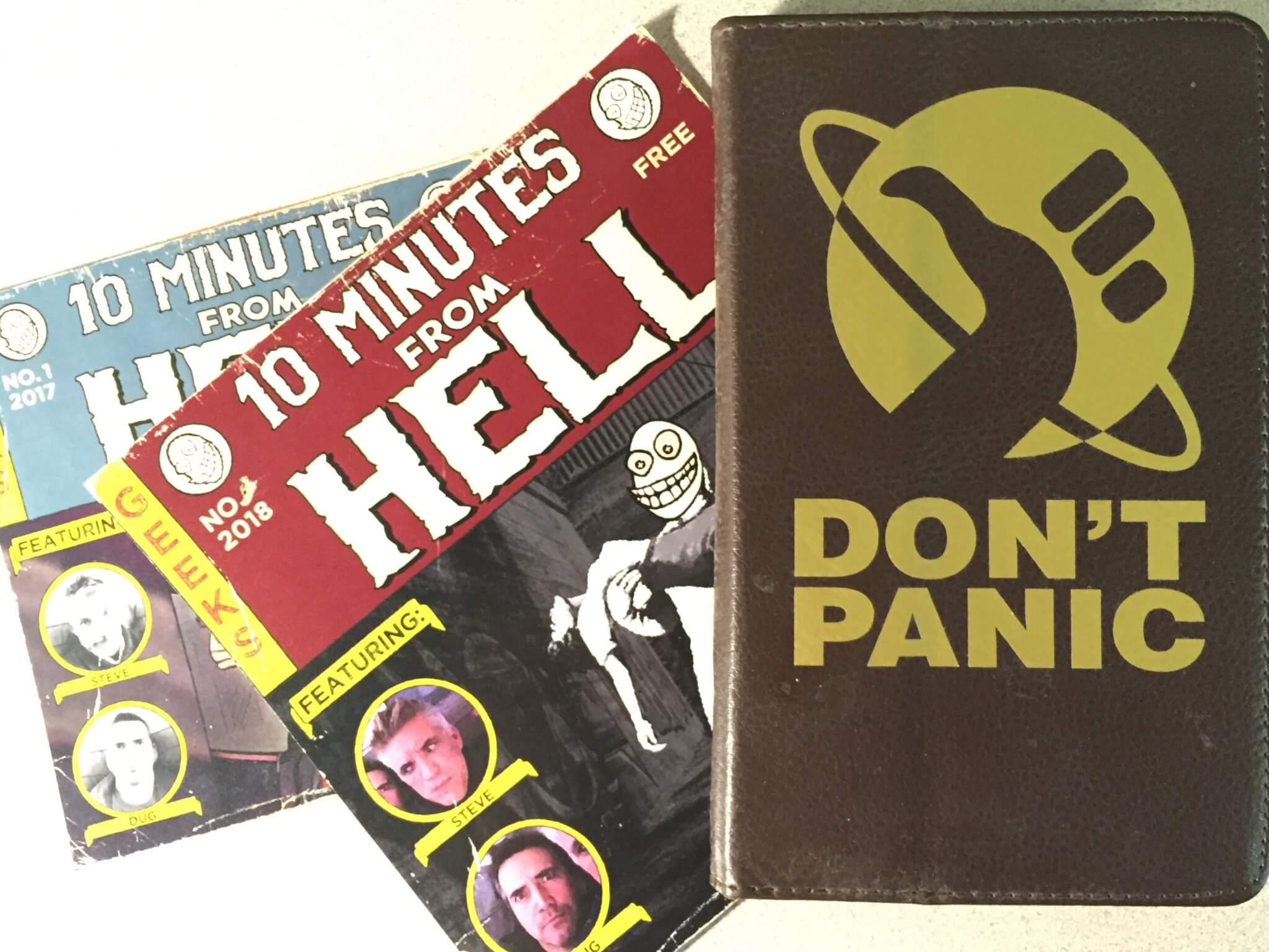 42 – Don't Panic