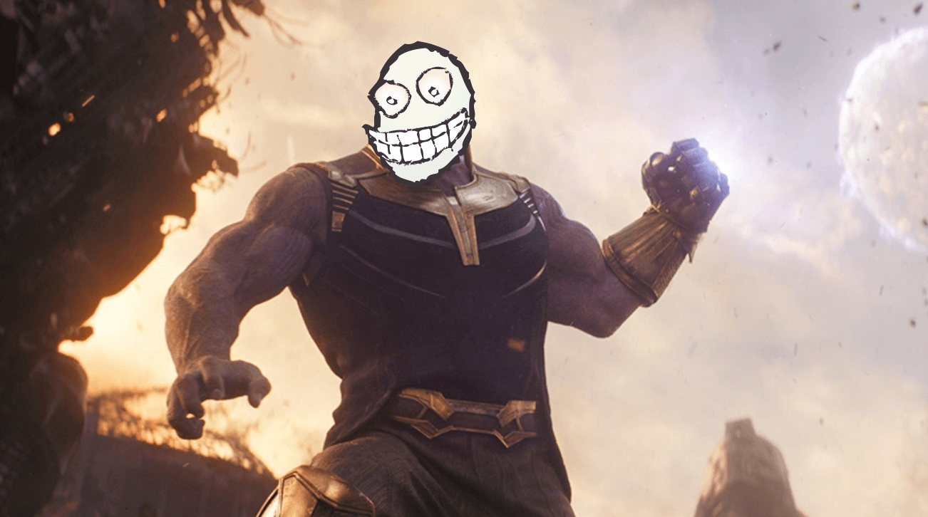 Thanos Spoilers 10mfh
