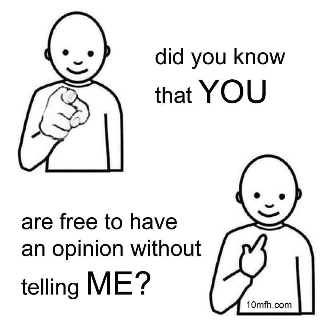 you me meme