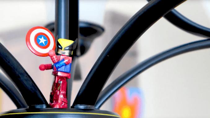 Minimate Wolverine