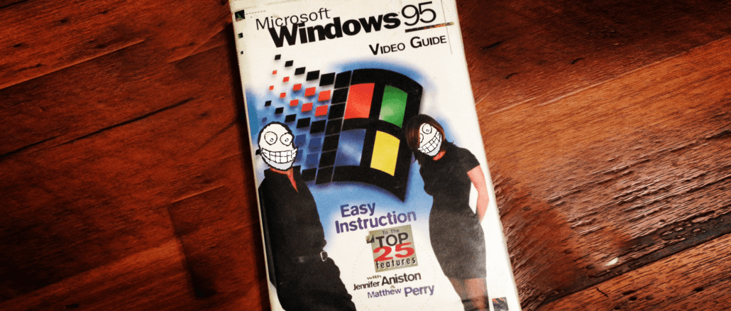 Windows 95 Training Video