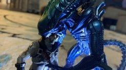 Lanard Toys Alien Warrior Xeno vs Jazwares Fortnite Havoc