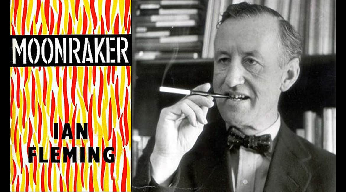 Ian Fleming, Moonraker