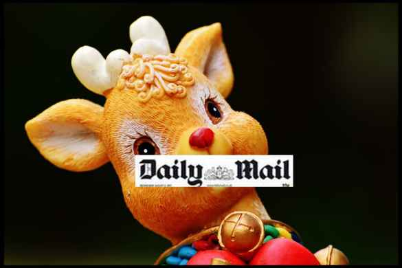 Daily Mail Death of Christmas