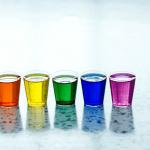 rainbow drinks John Sam Jones lecture