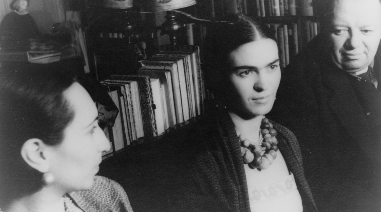 Malu Block, Frida Kahlo and Diego Riveria