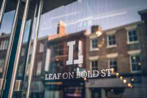 LEAF on Bold Street, creators of LEAF Tea Club