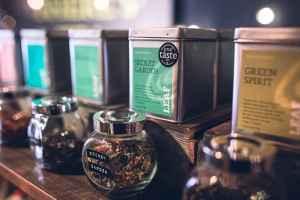 LEAF tea tins from LEAF Tea Club