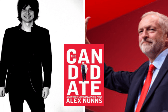 Alex Nunns The Candidate