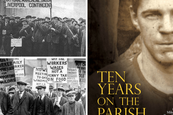George Garrett Ten Years On The Parish