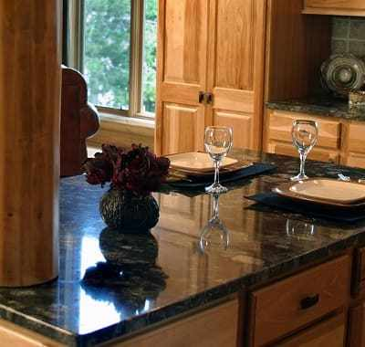 Top 3 Materials for Kitchen Countertops