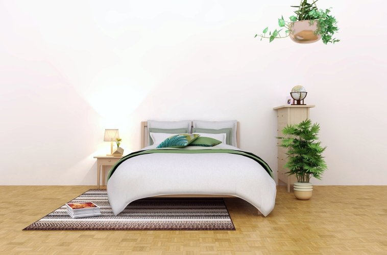 Bedroom Designing plant ideas - 10 minutes for mom