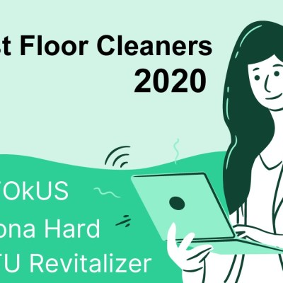 The 3 Best Floor Cleaners of 2020 – 10 Minutes for Mom