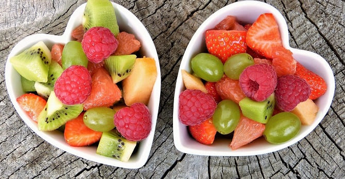 Diet And Nourishment - Fruits and food