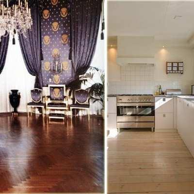 Dark Floors Vs. Light Floors