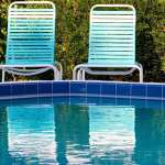 How to Clean Calcium From Pool Tile