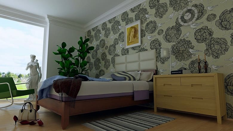 Bedroom Color Combos – Two Colour Combination for Bedroom Walls