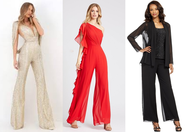 All About The History Of Women's Pant Suits