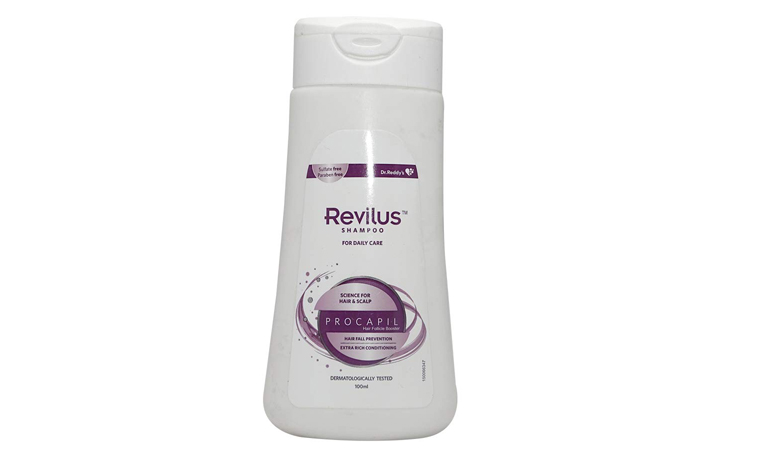 Dr. Reddy's Revilus shampoo Review