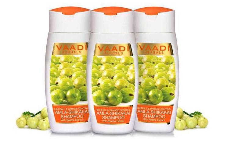 Vaadi Herbals Shampoo Review