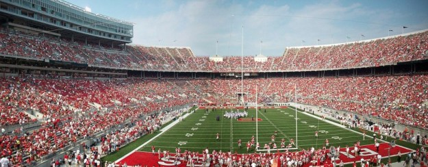 Ohio Stadium, Columbus, OH, United States