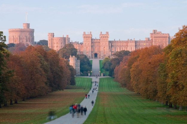 10 Most Beautiful Castles In The World: Windsor Castle, England