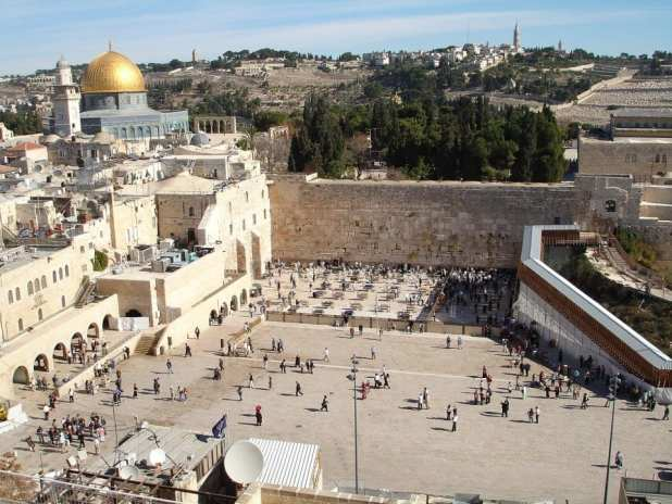 Best Attractions In Israel: Jerusalem