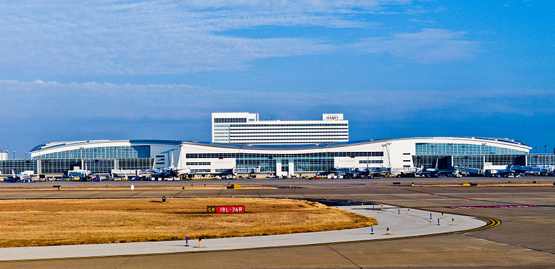 Busiest Airports In The World: Dallas-Fort Worth International Airport