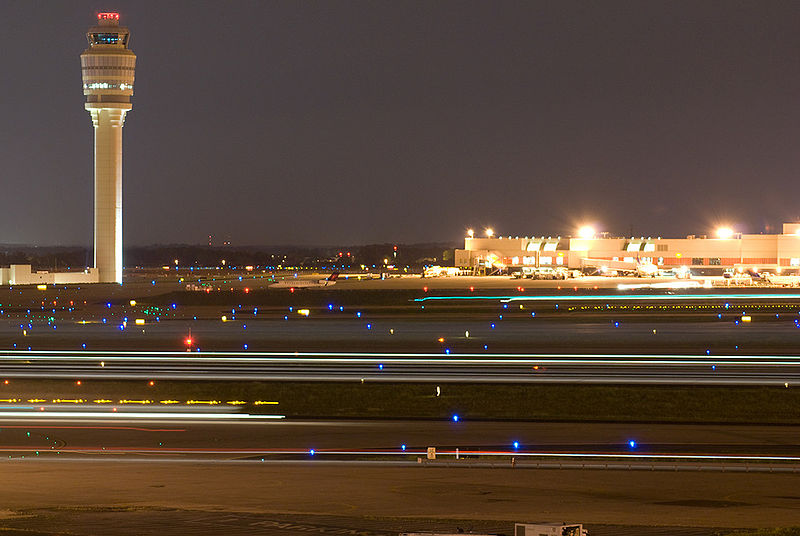 Hartsfield - Jackson Atlanta International Airport - the world's busiest airport!