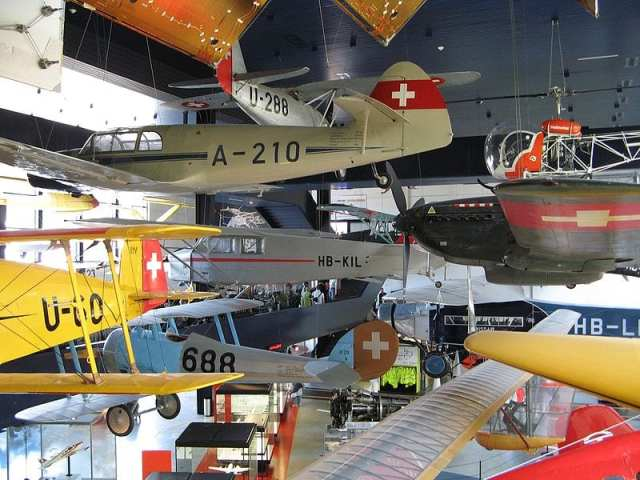 Best Science Museums: Swiss Museum of Transport, Lucerne