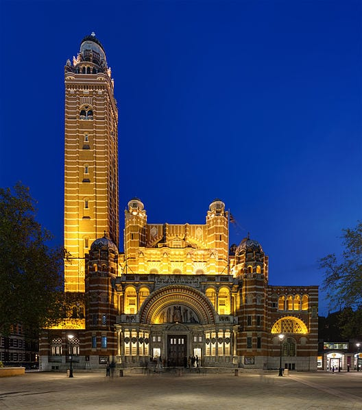 Amazing Bell Towers From Around The World: The Campanile Bell Tower of Westminster Cathedral