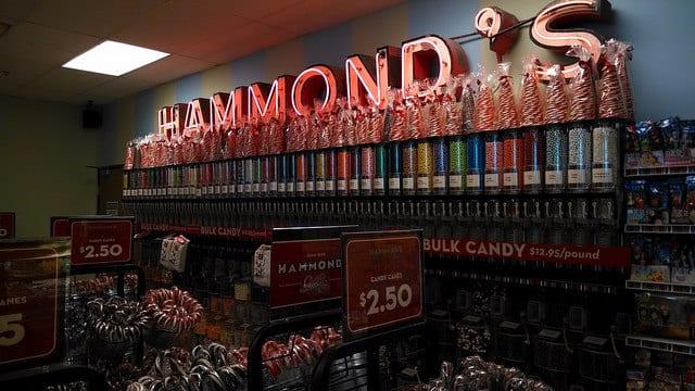 Hammond's Candies Factory Tours, Colorado