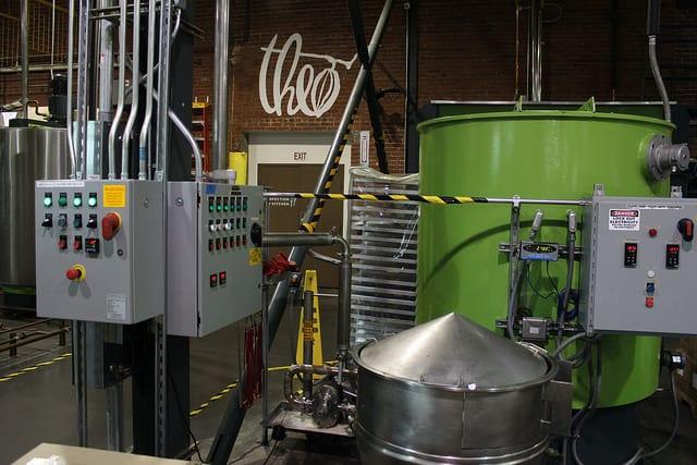 Theo Factory Tour, Washington