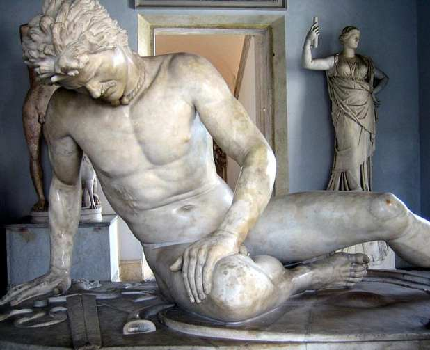 Incredible Sculptures In Italy