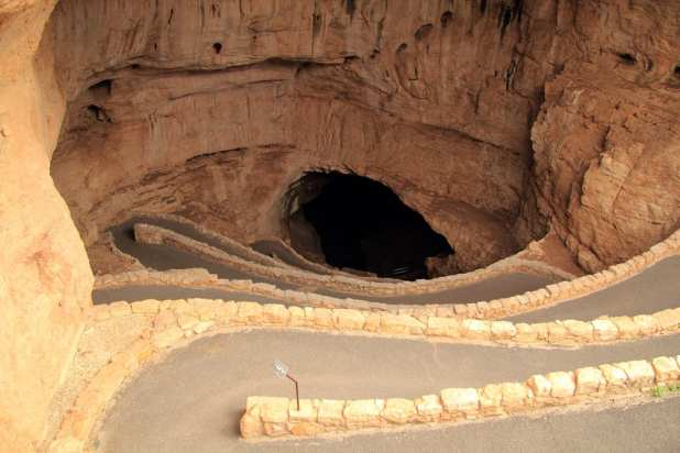 Carlsbad Caverns: Most Popular Underground Caves
