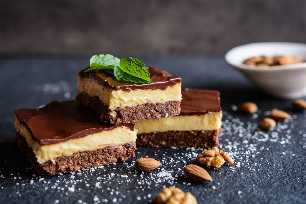Most Popular Desserts - Nanaimo Bar