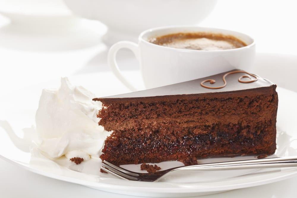 Most Popular Desserts - Sacher Cake
