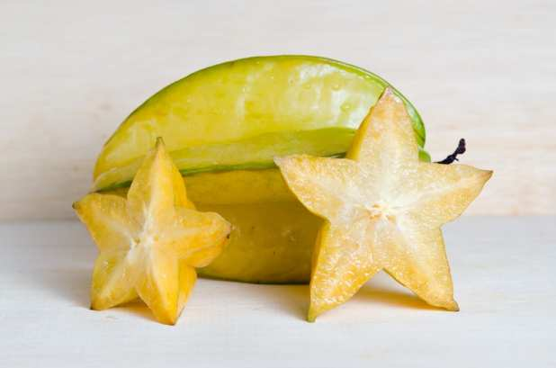 Most Deadly Fruits - Yellow Star fruit