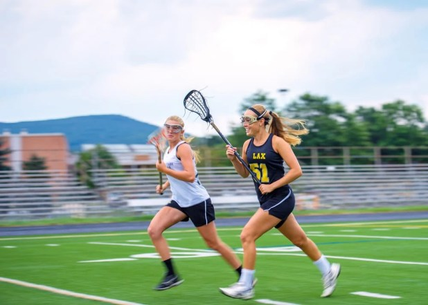 Most Popular Sports for Girls - Lacrosse